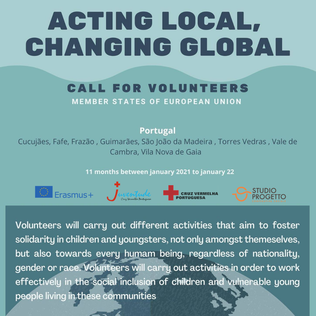 Acting Local, Changing Global: esc in portogallo