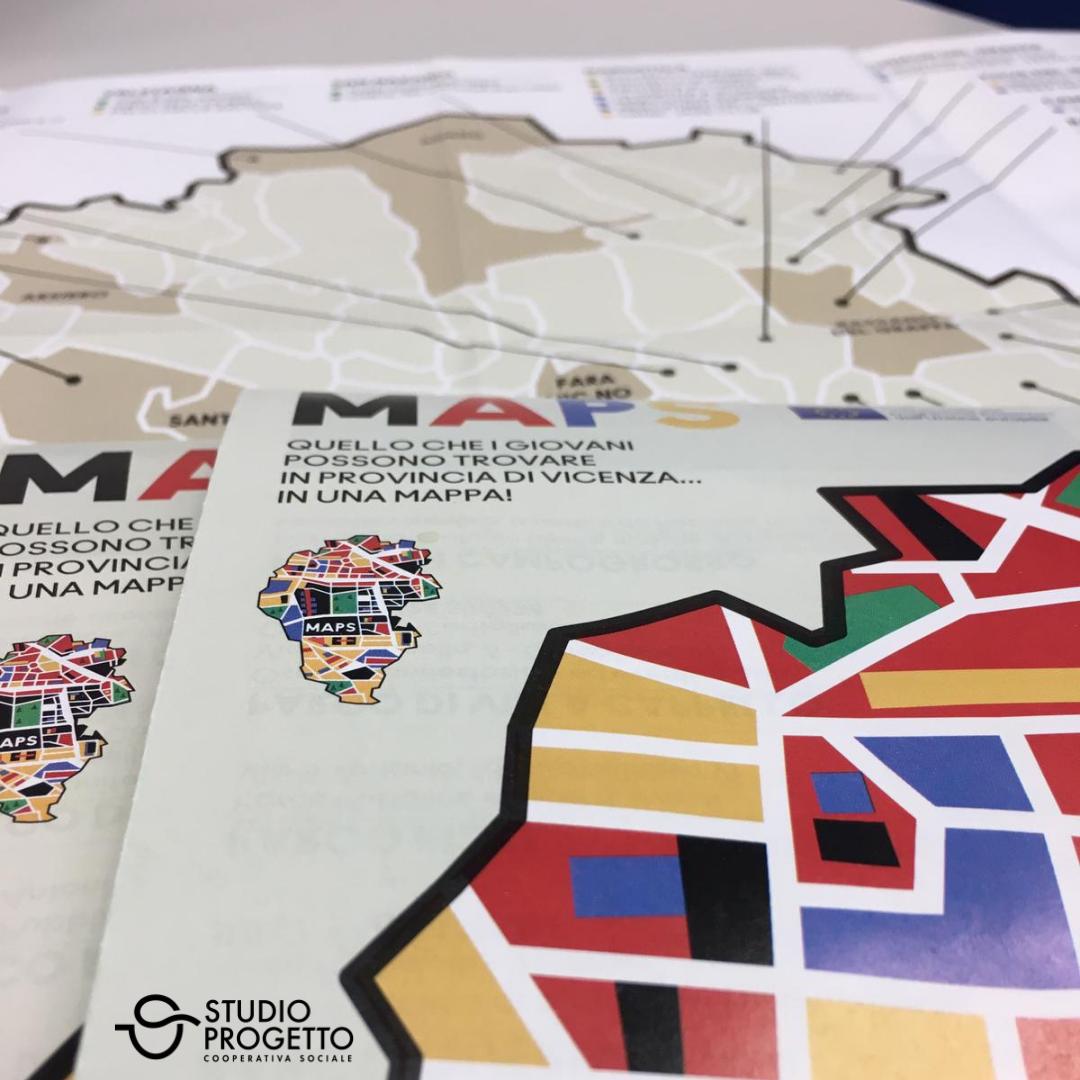 MAPS – una provincia bellissima. la mappa è online!