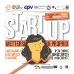 START UP – Mettersi in proprio: laboratorio di business planning