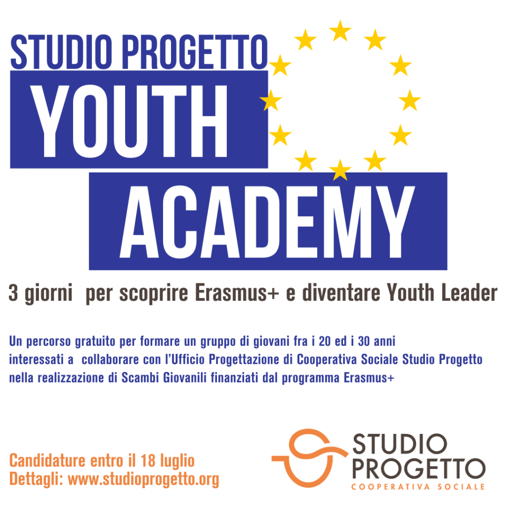 studio progetto YOUTH ACADEMY