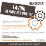 lavori di pubblica utilità valdagno 2021